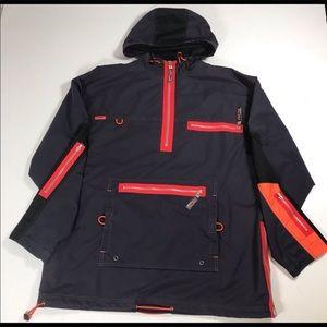 Fubu Sports vintage jacket Street coat men's XL